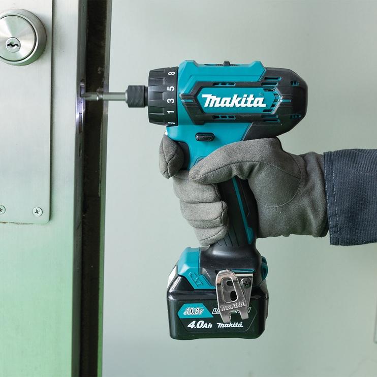 Akumulatora skrūvgriezējs - urbis Makita DF033DZ, 12 V