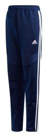 Adidas Tiro 19 Polyester Tracksuit Bottoms DT5183 Dark Blue 140cm