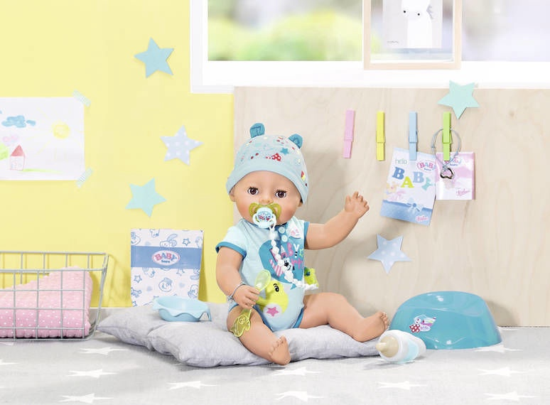 Lelle Zapf Creation Baby Born Soft Touch Boy 824375