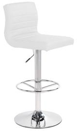 Bāra krēsls Home4you Aura White