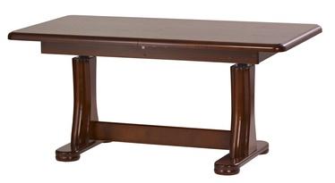 Kafijas galdiņš Halmar Tymon Chestnut, 1640x650x750 mm