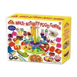 Rotaļlieta modelīns Peipeile Multi-Activity Food Center 8909