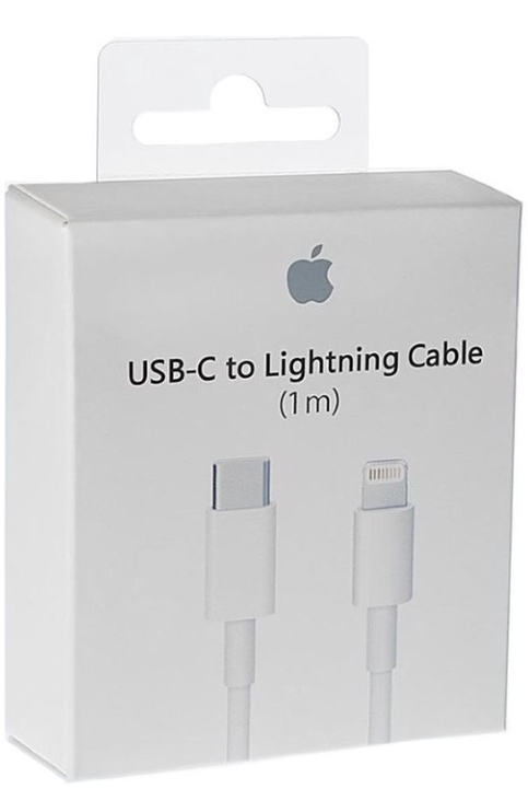 Apple Original Ligtning To USB Type-C Cable 1m White