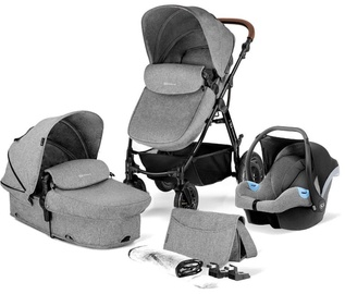 KinderKraft Moov 3 in 1 Grey Melange