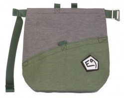 Magnēzija maisiņš E9 Gulp Chalk Bag Grey/Green