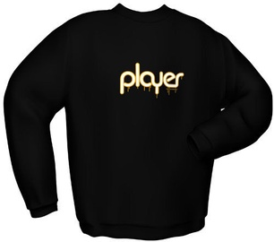 GamersWear Player Sweater Black XXL