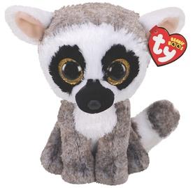 TY Beanie Boos Linus Lemur 24cm