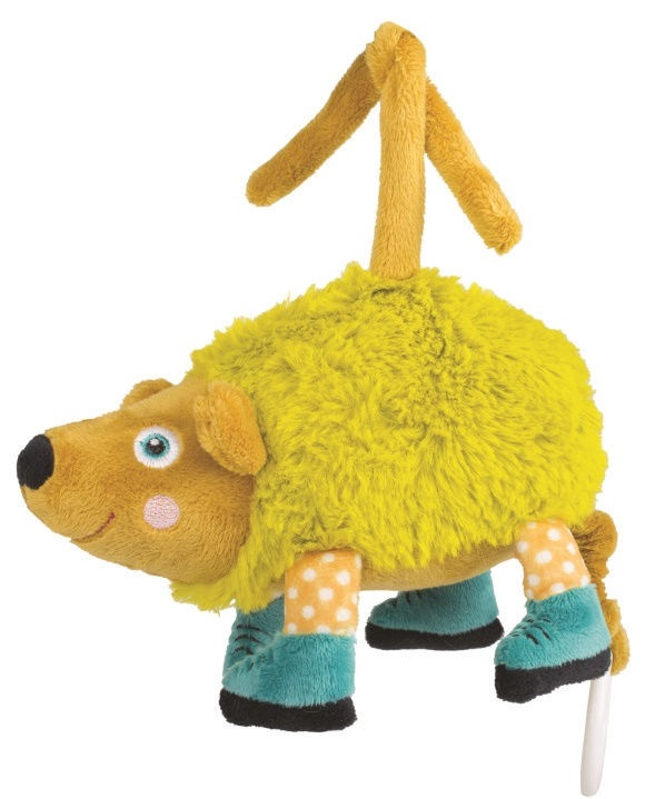 Interaktīva rotaļlieta Oops Soft Lovable Carilion With Melody Toy Pic