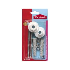 Wkret-Met Metal Sink Fasteners 12x120mm 2pcs