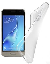 Cellular Line Shape Back Case For Samsung Galaxy J J120 Transparent