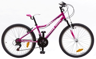 "Velosipēds Kenzel Roxis SF 33cm 24"" Pink 17"