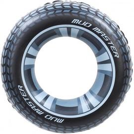 Надувное колесо Bestway Mud Master, черный, 910 мм