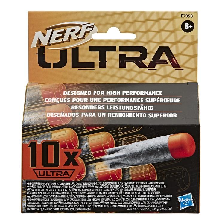 Ружье Habro Nerf Ultra Dart Refill 10pcs E7958EU4