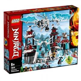 Конструктор Lego Ninjago Castle Of The Forsaken Emperor 70678