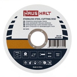 Пильный диск для углошлифовальной машины Haushalt, 125 мм x 1.6 мм
