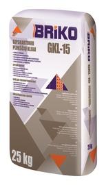 Клей Briko Gypsum glue GKL-15, ремонтный, 25 кг