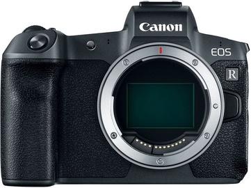 Sistēmas fotoaparāts Canon EOS R Body Black