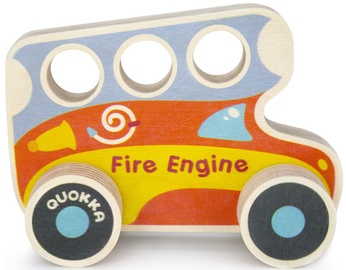 Quokka Fire Engine Truck Q92PTF