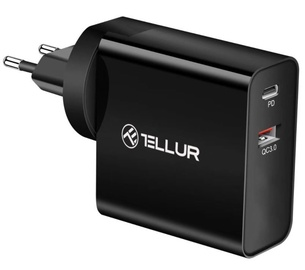 Tellur PDHC1 Dual-Port PD Wall Charger