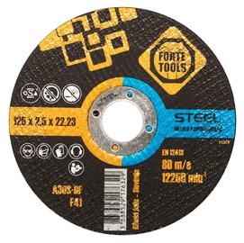 Пильный диск Forte Tools, 125 мм x 2.5 мм