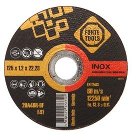 Пильный диск Forte Tools, 125 мм x 1.2 мм