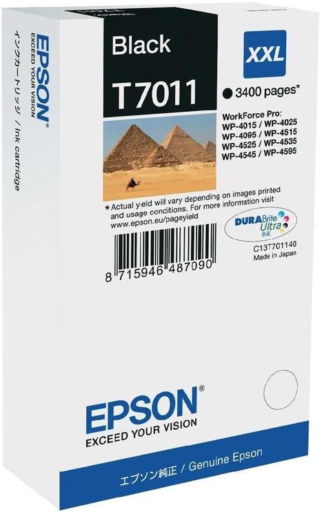 Epson T701 XXL Black