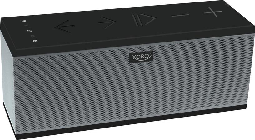 Bezvadu skaļrunis XORO HXS 910 Grey, 15 W