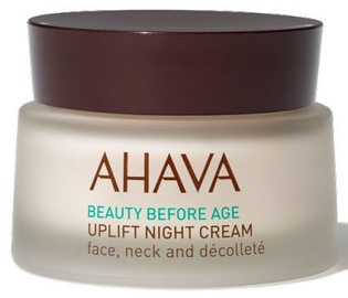 Sejas krēms Ahava Beauty Before Age Uplift Night Cream New Design, 50 ml