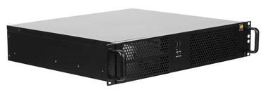 Корпус сервера Netrack Server Case mini-ITX 2U Rack 19''