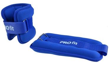 Universālie svari ProFit Evolution Loads for Hands and Legs 2 x 1kg
