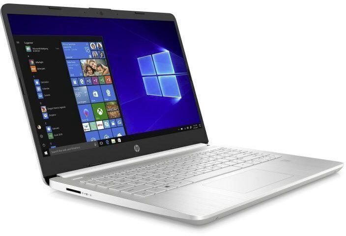 Ноутбук HP Windows 10 Home Laptop i3-1005G1 8GB 256GB SDD Silver Refurbished (поврежденная упаковка)/2