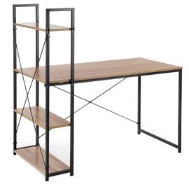 Reģistratūras galds Halmar, ozola