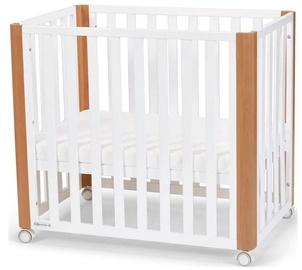 Bērnu gulta KinderKraft Koya, 120x60 cm