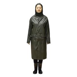 SN Raincoat WJ1U00G Green L