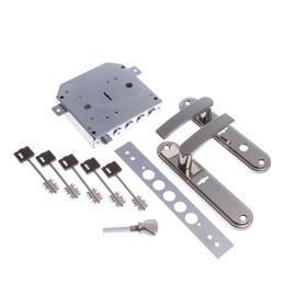Border Mortise Lock Zv9-6L/15K 70063