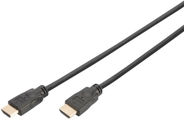 Digitus Premium HDMI Cable Black 5m