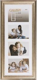 Фоторамка Victoria Collection Photo Frame Ema Gallery 20x50 4x 10x15 Bronze