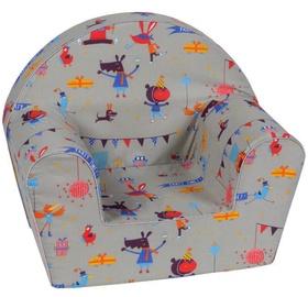 Bērnu krēsls Delta Trade DT8 Grey, 420x320x520 mm