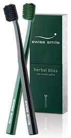 Swiss Smile Herbal Bliss 2pcs Set Green/Black