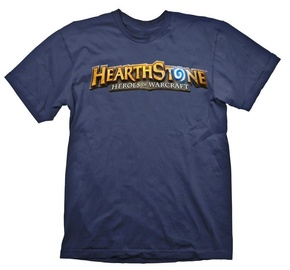 T-krekls Gaya Entertainment T-Shirt Hearthstone Logo Navy L