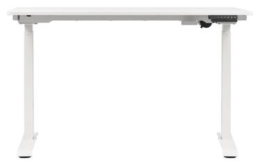 Galds regulējams augstums Tuckano Electric Height Adjustment ET119-W, balta