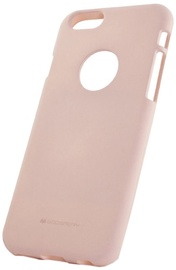 Mercury Soft Surface Matte Back Case For Samsung Galaxy S9 Pink Sand
