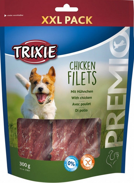 Trixie Premio Chicken Filets XXL Pack 300g