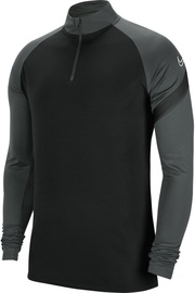 Nike Dry Academy Drill Top BV6916 010 Black Grey 2XL