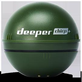 Deeper Smart Sonar Chirp+ Military Green