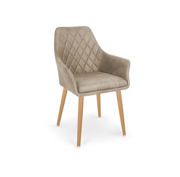 Ēdamistabas krēsls Halmar K287 Brown