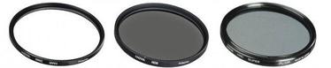 Hoya Filter Kit 2 3pcs 77mm