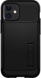 Spigen Slim Armor Back Case For Apple iPhone 12 Mini Black