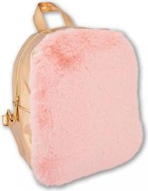 Рюкзак Stnux Fluffy Pink/Gold