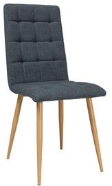 Ēdamistabas krēsls Signal Meble Otto Graphite, 1 gab.